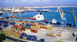 Протести поради приватизација на Солунското пристаниште